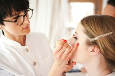 Visagistenschule Sabine Overbeck, Visagistik Ausbildung, professional Make up, Become a Make up Artist