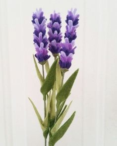Handmade lavender flower Great for wedding bouquet and home decor. Please contact me for consultation.