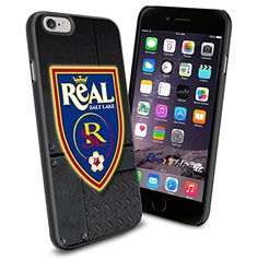 Soccer MLS REAL SALT LAKE SOCCER CLUB FOOTBALL FC Logo , Cool iPhone 6 Smartphone Case Cover Collector iphone TPU Rubber Case Black Phoneaholic http://www.amazon.com/dp/B00WR5R2R0/ref=cm_sw_r_pi_dp_aJoqvb1QY1KD6
