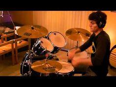 """Drum cover of Rise Against's """"Savior"""""""