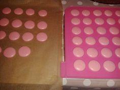 Mariannkonyha: Macaron .... újra :) Macarons, Food And Drink, Sweets, Cookies, Baking, Recipes, Cupcake, Hungary, Crack Crackers