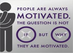 Recent research into motivation has shown us that, at least in the corporate world, we don't have the complete story. In their latest column for Training Industry Magazine Ken Blanchard and Scott Blanchard share that typical variations of the carrot and the stick—money, incentives, fear, or goal pressure—either don't work very well or don't have an enduring quality to achieve lasting motivation. http://leaderchat.org/2015/03/19/motivation-at-work-six-action-steps-for-leaders/
