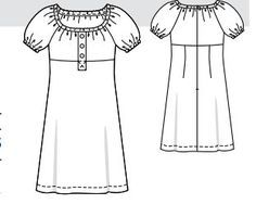 Page full of links to free dress pattern downloads - EL BAÚL DE LAS COSTURERAS: