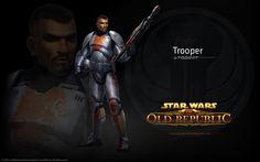 Trooper. SWTOR