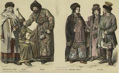 Tatars on the Silk Road