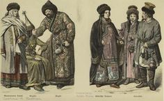 Tatars on the Silk Road
