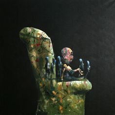 Håkon Gullvåg - Art Hakone, Painting & Drawing, Art Boards, Contemporary, Drawings, Artist, Image, Art, Photo Illustration