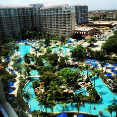 Aruba Marriott Surf Club