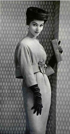 TammyTummyTumblr Lanvin, 1957