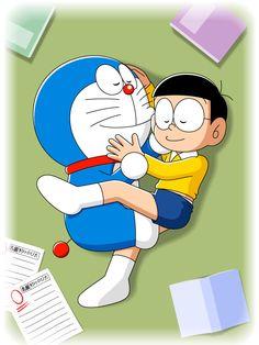 Doraemon e Noby Cartoon Wallpaper Hd, Wallpaper Iphone Cute, Doraemon Wallpapers, Cute Wallpapers, Cool Cartoons, Disney Cartoons, Doraemon Stand By Me, Anime Cherry Blossom, Doremon Cartoon