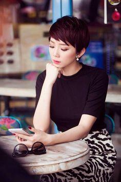 ヘアスタイルが素敵な福田麻由子さん