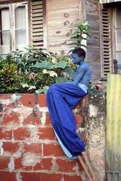Moko Jumbies - Stiltwalkers of Trinidad by Stefan Falke, via Behance