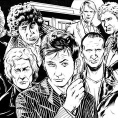 77 Best Doctor Who Coloring Images Doctor Who Fan Art Drawings