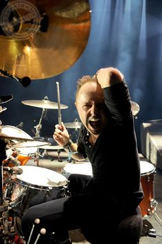 Metallica-Lars!