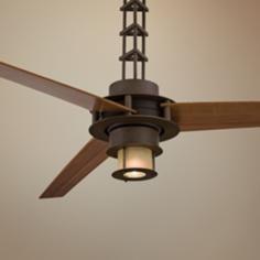"56"" Minka Aire San Francisco™ Bronze Ceiling Fan"