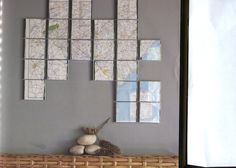 """CD jewel case """"frames"""" Cd Cases, Recycled Jewelry, Globes, Reuse, Maps, Frames, Gallery Wall, Craft Ideas, Crafty"""