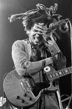 Las Fotos de Bob Marley (+ de 100)