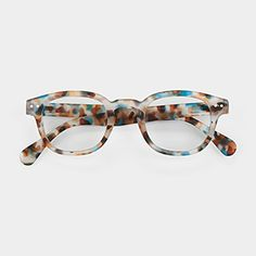 See Concept Blue Tortoise Glasses | MoMAstore.org