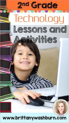 1st Grade Technology Lesson Plans and Activities | Computers ...