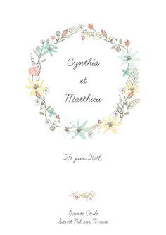 Couverture livret de messe champêtre - 24,90 € - fichier PDF - en vente sur http://www.monlivretdemesse.fr