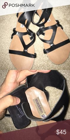 Madden girl size 8 Madden girl sandals size 8 Madden Girl Shoes Sandals