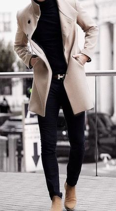 Cool and Trendy Winter Fashion Style Ideas for MenYou can find Stylish men and more on our Cool and Trendy Winter Fashion Style Ideas for Men Winter Outfits Men, Stylish Mens Outfits, Casual Outfits, Formal Outfits, Classy Mens Clothes, Clothes For Men, Summer Outfits, Mens Fashion Wear, Suit Fashion