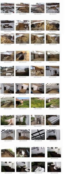 Walipini greenhouse (wofati and earth berm forum at permies)