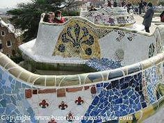 Parque Guell.