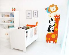 In the Jungle (Diogo's room) - Cristiana Resina - Kids Decoration