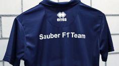 Erreà Sport becomes Official Partner to the Sauber Team - Motorsport News, F 1, Formula One, Alfa Romeo, Graphic Sweatshirt, Racing, Sweatshirts, Sports, Running