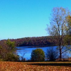 The colors of Lake Jacomo. Lees Summit, MO