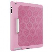OZAKI iCoat Slim-Y+ Hard Case & Cover for The New iPad 3rd Gen - Baroque(FREE SHIPPING!)