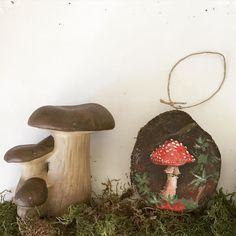 Working on my product photography. I have several new wooden ornaments with hand painted toadstools and other autumn stuff ready to be listed! Making photo's is taking up more time then it used to. And I must say that I enjoy it a lot! #toadstool #art #photography #productphotography #ornament #autumn #decoration #homedecor #photooftheday #picoftheday