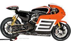 Harley-Davidson XR 1200 TT by Shaw Speed & Custom