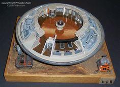 Ted Koch's Jupiter 2 Model