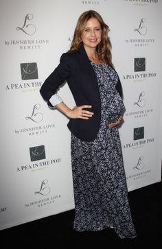 Jenna Fischer & Lee Kirk Welcome a Daughter: Harper Marie