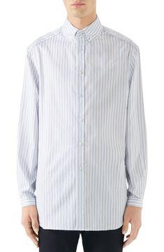8f4d13ba4e6 9 Best Oversized Striped Shirt images | Oversized striped shirt ...