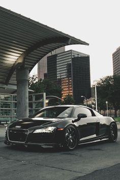 Audi R8...WOW