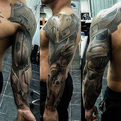 amazing armour #tattoo https://t.co/KWcI64Sm1z Please Re-Pin It!