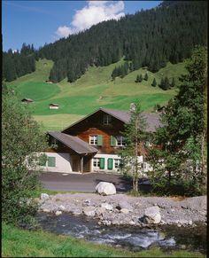 Gruppenhaus Schwyzi - Adelboden - Bern/BE - Berner Oberland -