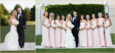 Chic Newport RI Wedding at Belle Mer | Kristin   Rob Florals - greenlionweddings.com