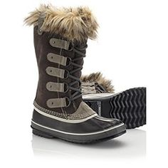 Sorel Joan of Arctic boots- Shale