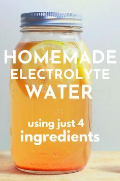 Homemade Electrolyte Drink, Homemade Gatorade, Ketogenic Diet Meal Plan, Ketogenic Recipes, Diet Recipes, Health Drinks Recipes, Juice Recipes, Recipies, Keto Electrolytes