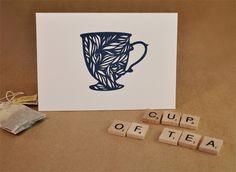 Rosebud Teacup