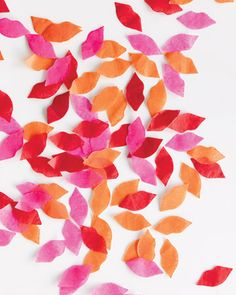 We love this extra-colorful kiss confetti