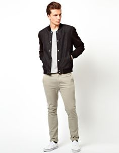 Man's Guide To Chinos: What Are Chinos & How To Wear Them - Style Sample Magazine