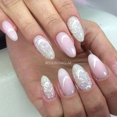 Short Stiletto Nails Nails Pink Trendy Pink Nails Trends Nail Art Nail Trends Gl … – Diy Nagel – Famous Last Words Rounded Acrylic Nails, Acrylic Nail Art, Pink Nails, My Nails, Trendy Nail Art, Manicure E Pedicure, Super Nails, Nagel Gel, Almond Nails