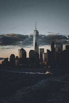 New York City Feelings - One WTC by @nextsubject