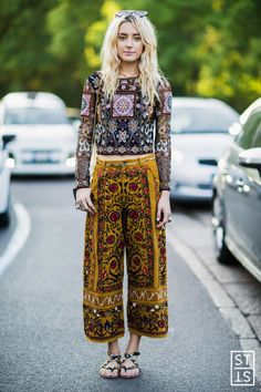 "the-style-stalker: ""Street Style during Milan Fashion Week Spring Summer 2016 """