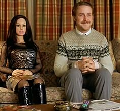 Lars and the Real Girl. Awesome movie.